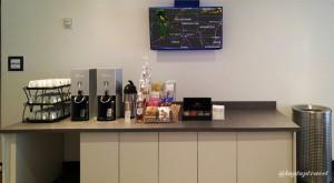 Delta DFW SkyClub E11 Food Service