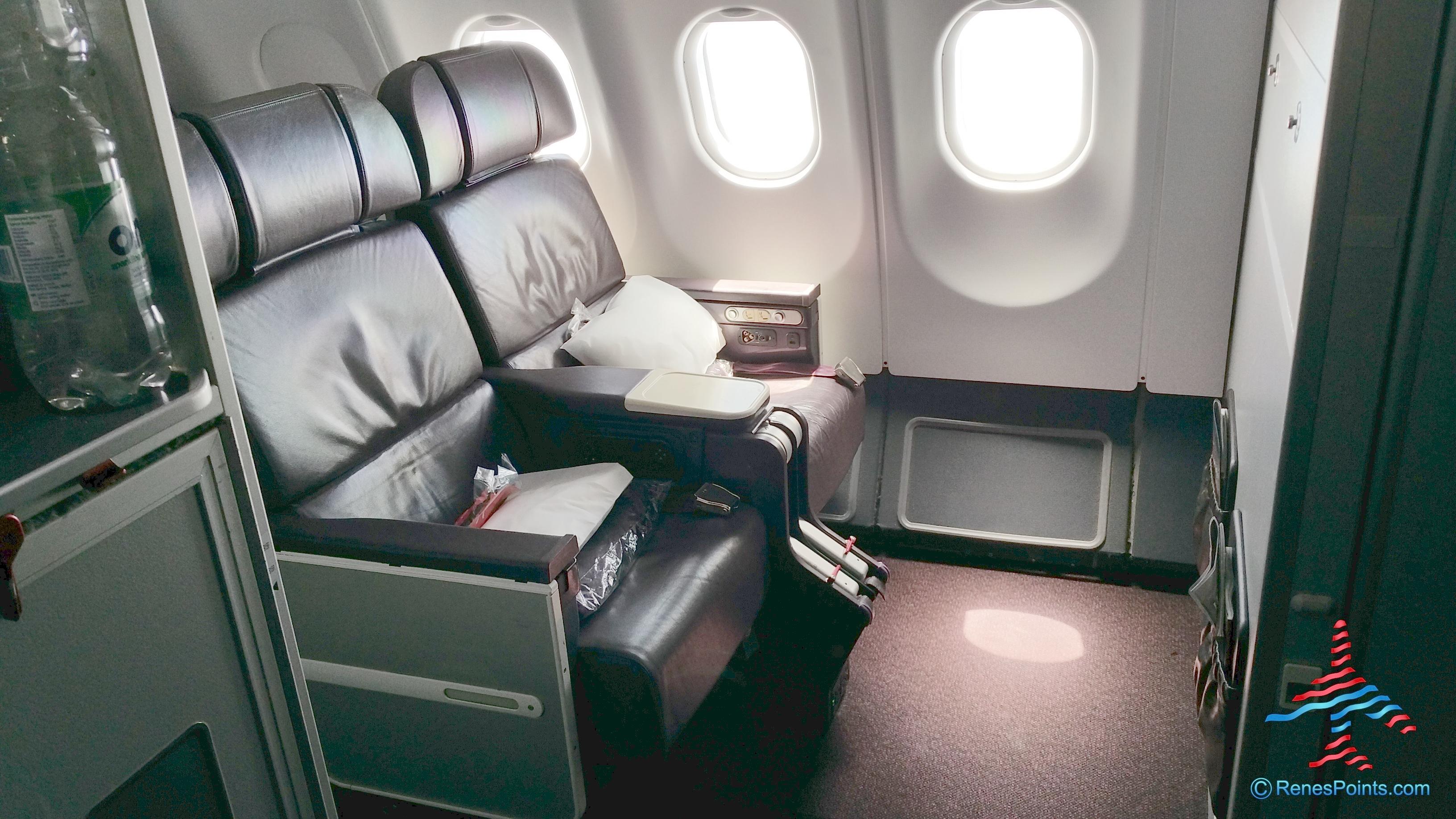 Virgin Atlantic Premium economy - Renés PointsRenés Points